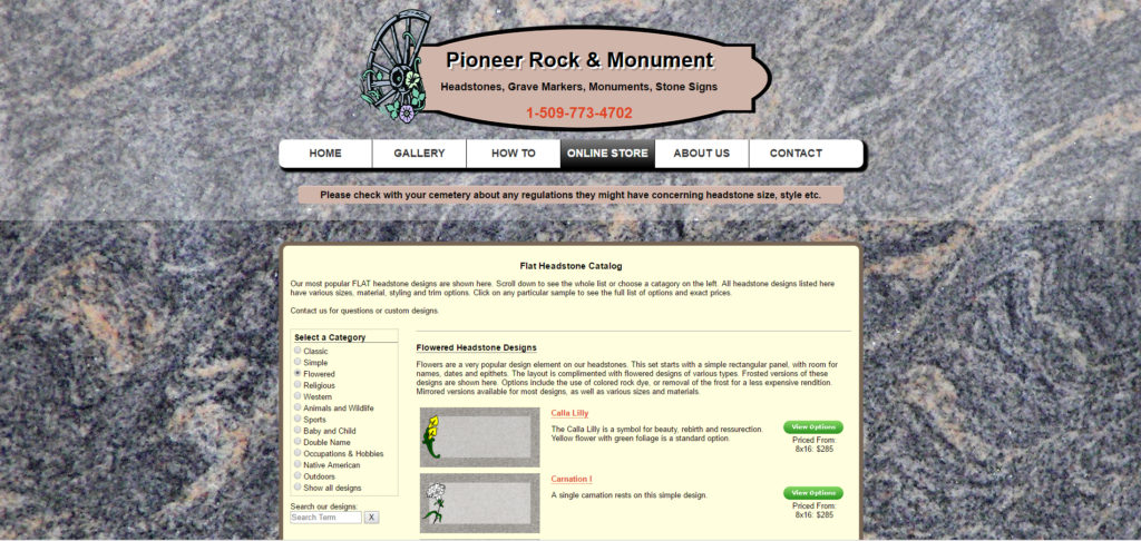 Pioneer Rock and Monument